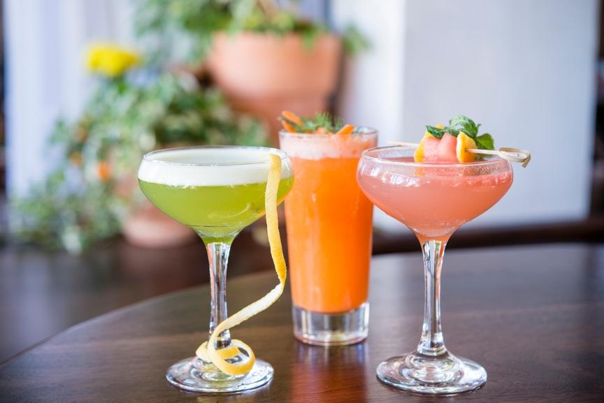 Cold-Pressed Juice Cocktails – Babette's Sets the Bar