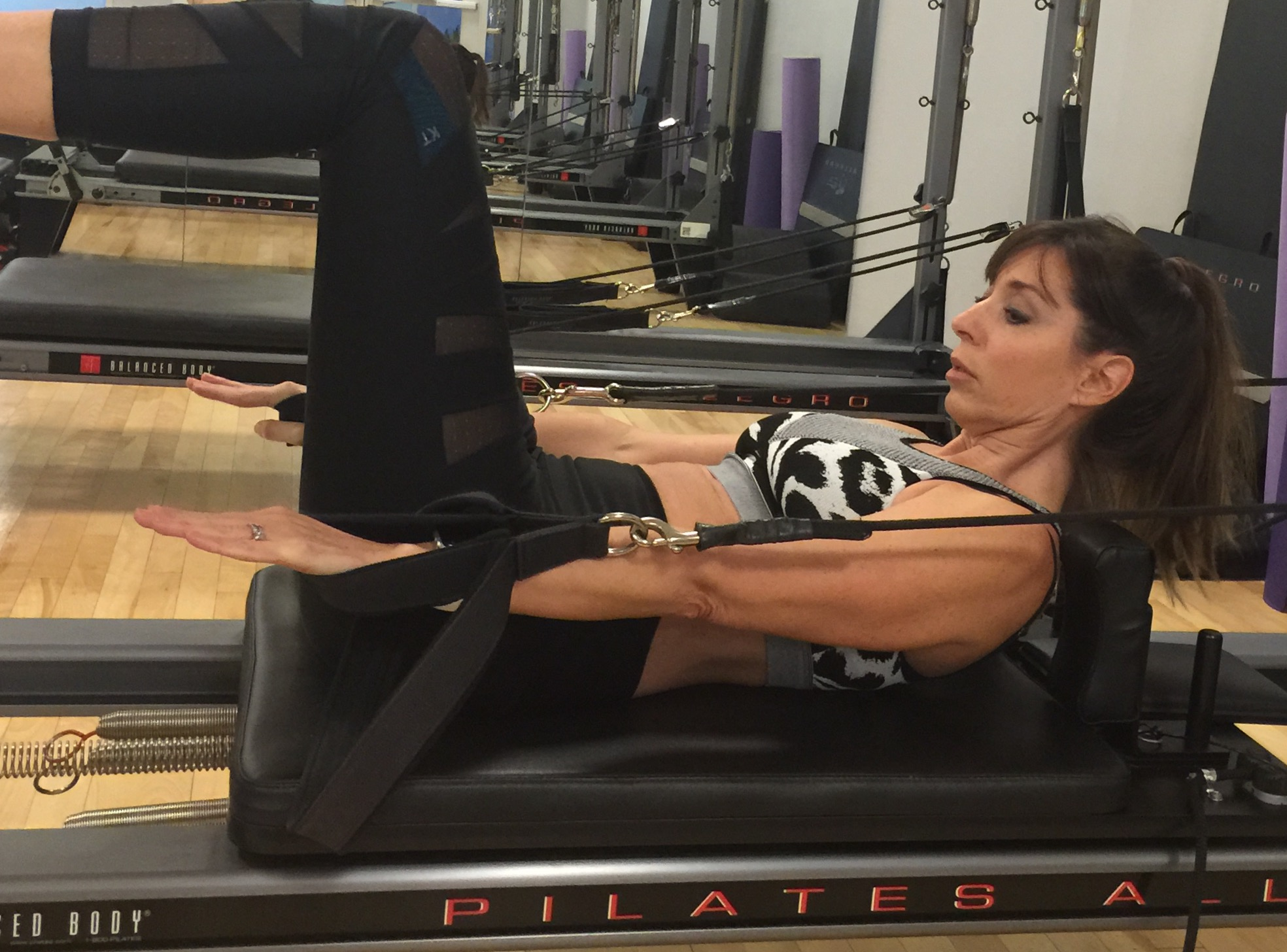 Think You Know Pilates Reformer? Think Again. Q & A with Renaissance ClubSport.