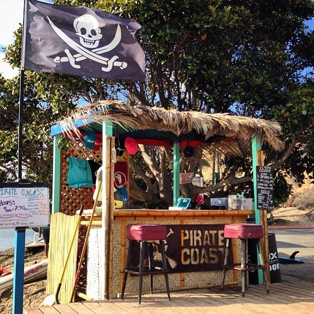 Newbies to hot shots, Pirate Coast SUP Summer Camp is perfect